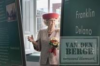 Boeket prinses Beatrix